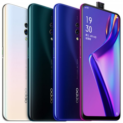 Официально представлен смартфон Oppo K3