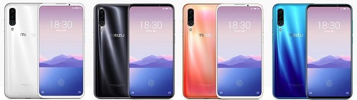 Meizu 16Xs представлен официально