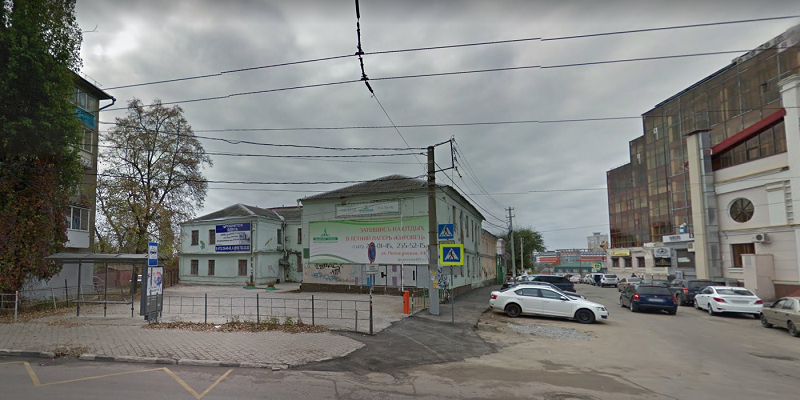«Воронежбетону» окончательно запретили строить офис на Пушкинской