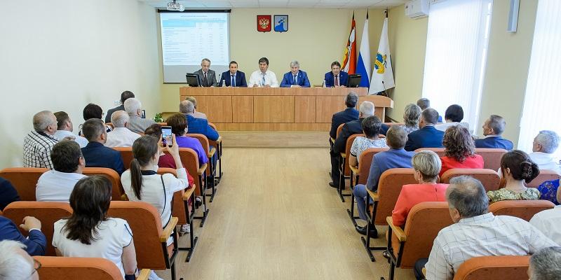 Власти Воронежской области помогут Нижнедевицкому району с развитием АПК