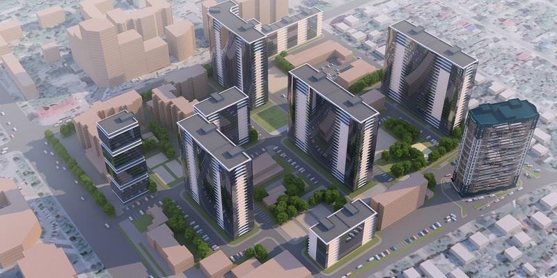 Мэрия Воронежа согласовала проект квартала у автовокзала