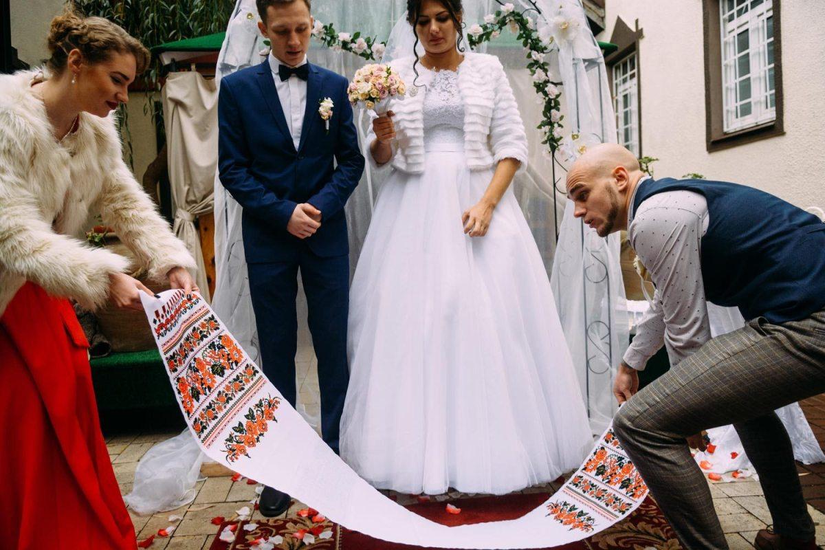 Свадебные традиции разных народов мира