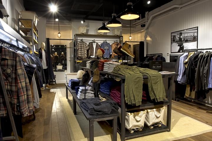 магазин модной мужской одежды