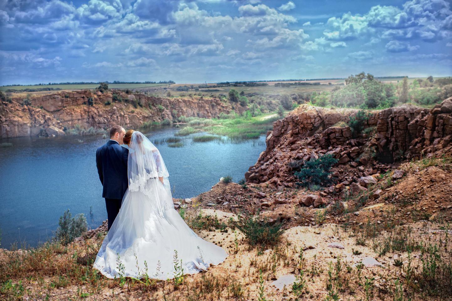 Лучший свадебный фотограф в Харькове