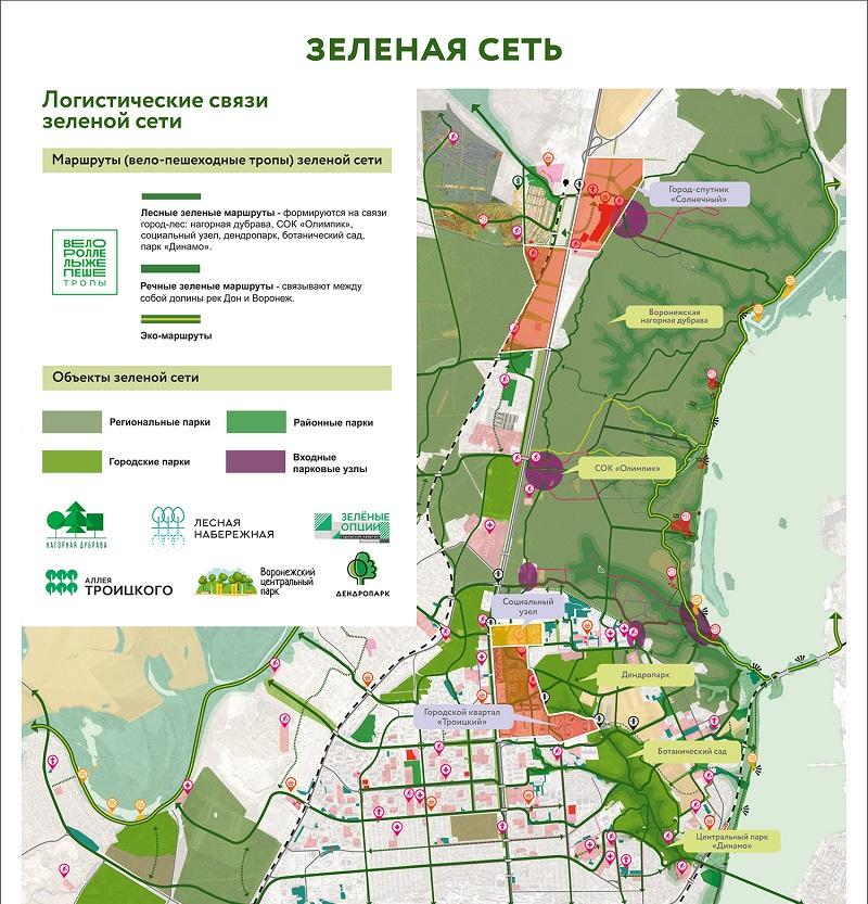 Воронежский губернатор одобрил ряд проектов Евгения Хамина
