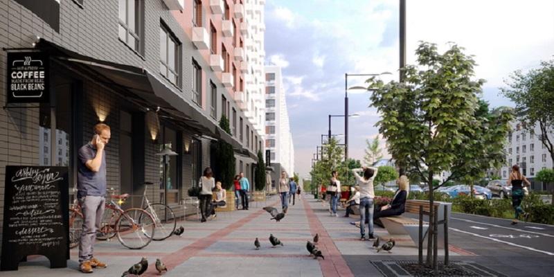 Мэрия Воронежа согласовала проект развития ветхого квартала на ул. Ленинградская