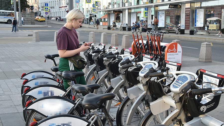 Прокат велосипедов: кто пользуется такой услугой чаще всего