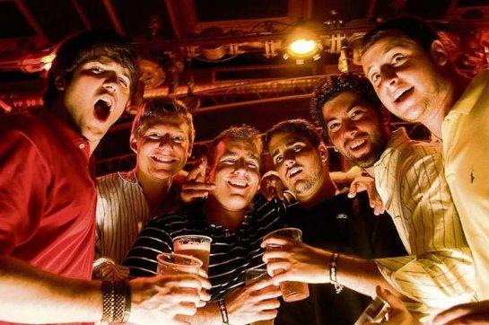 Фото самых колоритных личностей, которых можно встретить в казино
