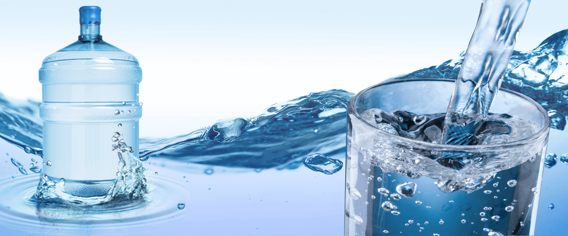 Доставка воды в залоговой таре от интернет-магазина voda.kh.ua