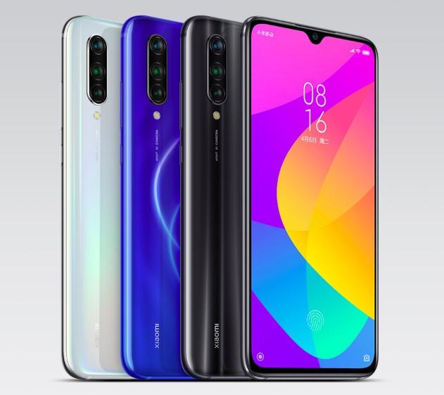 Xiaomi CC9e представлен официально – самый дешевый смартфон с беспроводной зарядкой