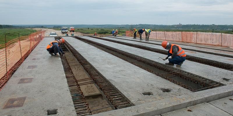Дорогу в обход Боброва в Воронежской области могут сдать досрочно
