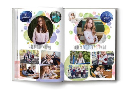 Лучшие школьные фотоальбомы от «Теплой студии»