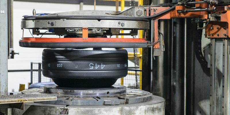 Мощность Воронежского шинного завода увеличат вдвое