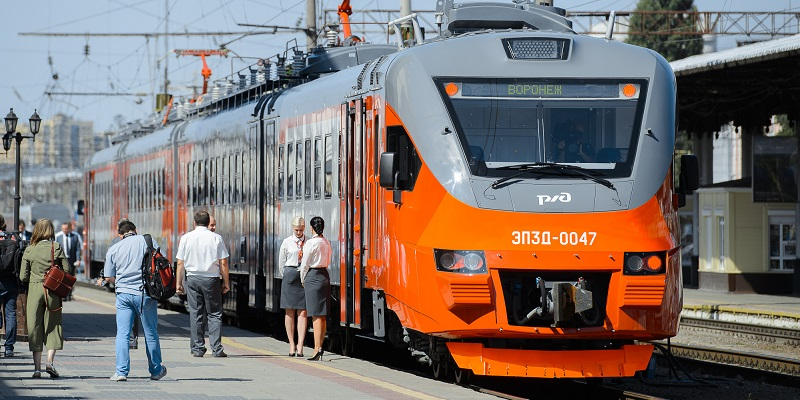 В Воронежской области начнут курсировать новые электрички