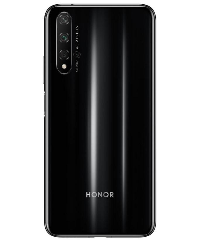 Бренд Honor начинает продажи Honor 20 в Украине
