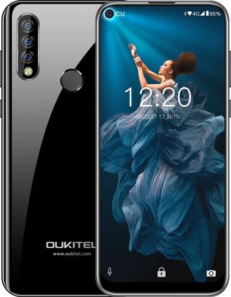 На прилавках появился смартфон Oukitel C17 Pro