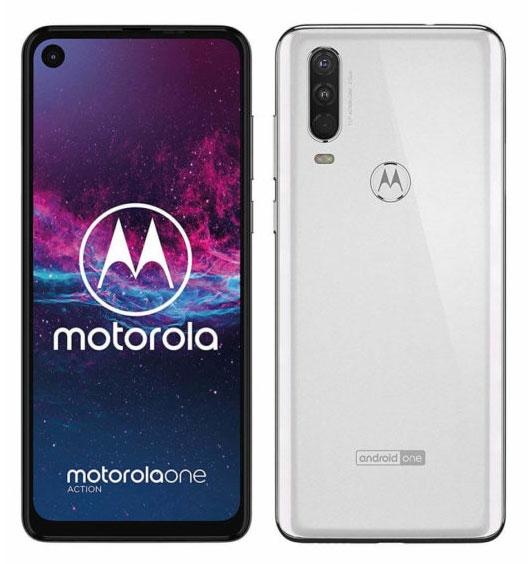 Уточнены характеристики смартфона Motorola One Action