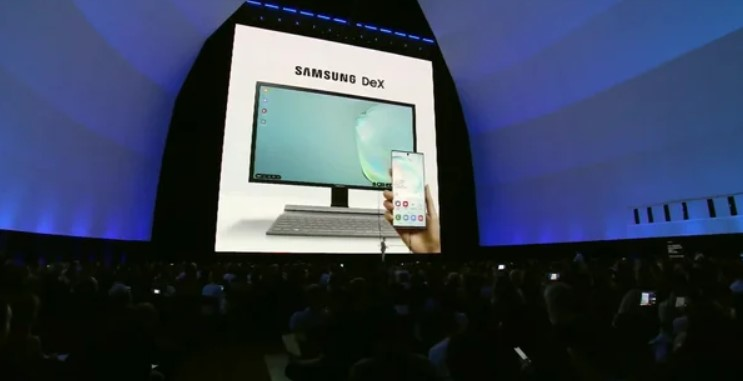 Презентация Samsung Galaxy Note 10 и Note 10+:цены и характеристики