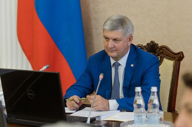 Александр Гусев обозначил цели для воронежской промышленности