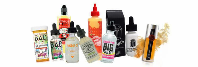 Жидкость для электронных сигарет оптом: где купить, как выбрать