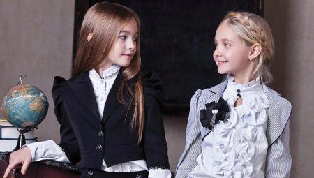 Качественные школьные блузы по выгодной цене