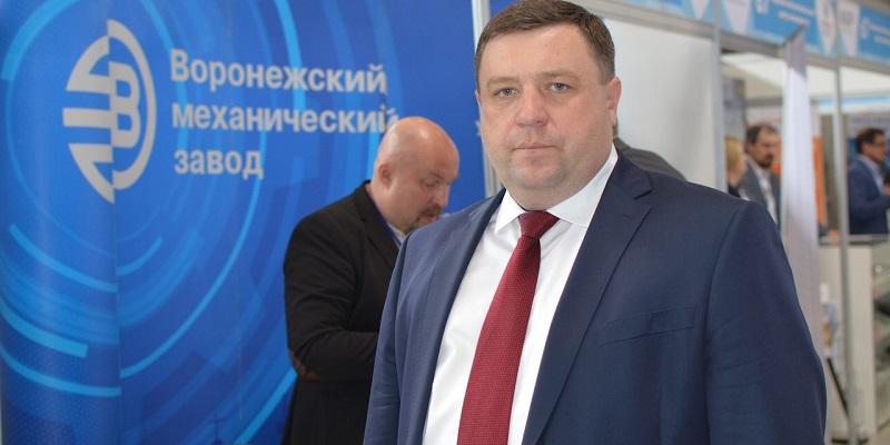 Директор Воронежского мехзавода возглавил КБХА