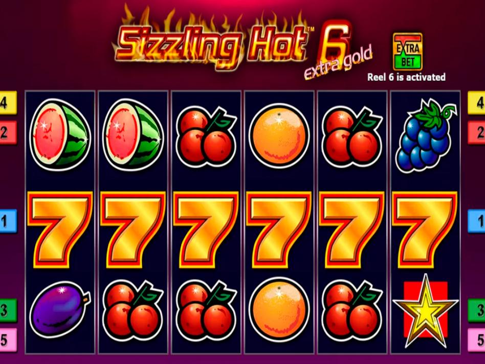 Sizzling Hot это уникальный игровой автомат 2019 года