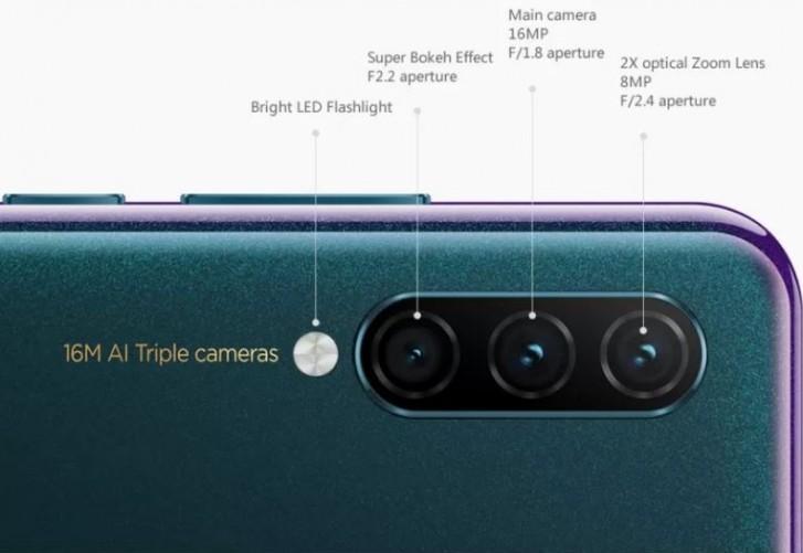 Известны характеристики Lenovo K10 Note