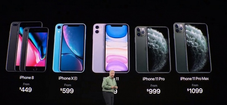 Apple iPhone 11 Pro и iPhone 11 Pro Max представлены официально
