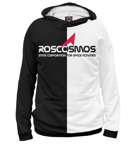 Лучшая одежда с принтами от РОСКОСМОС