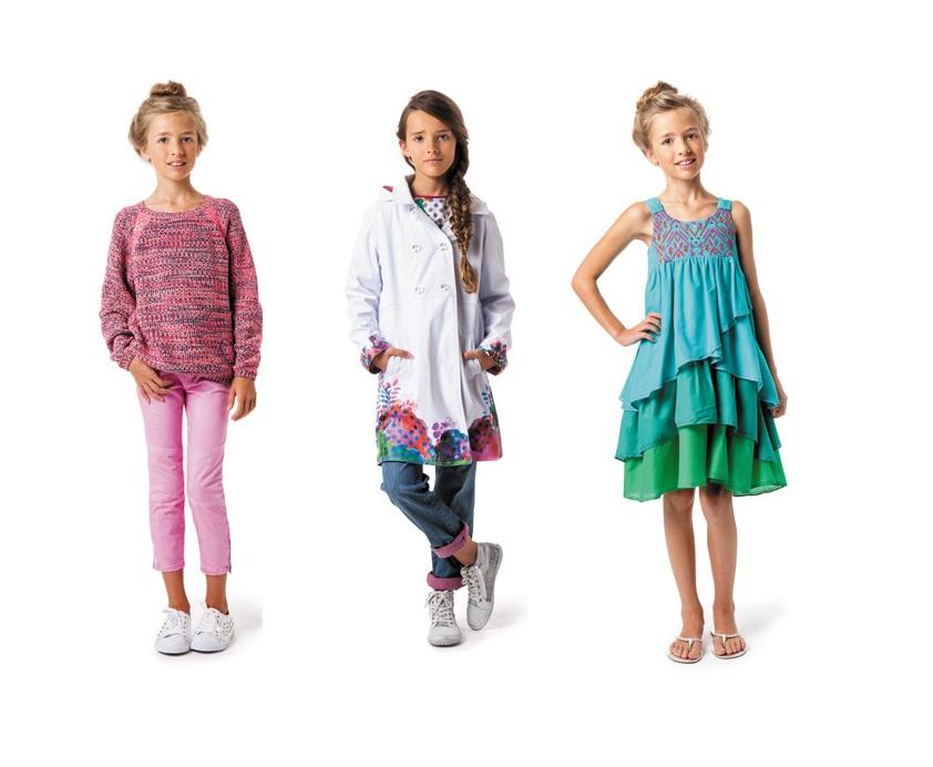 Как выбрать одежду для девочек и на что обратить внимание