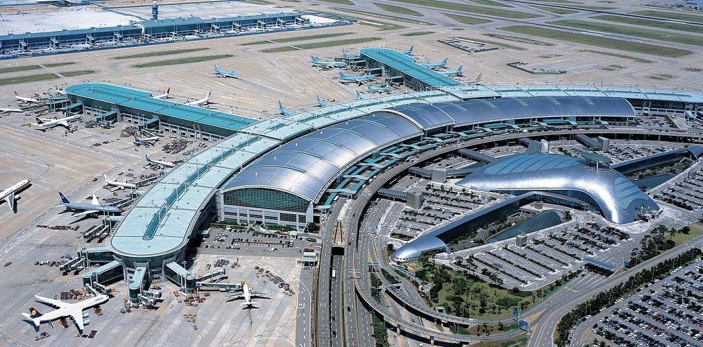 Аэропорт Южной Кореи