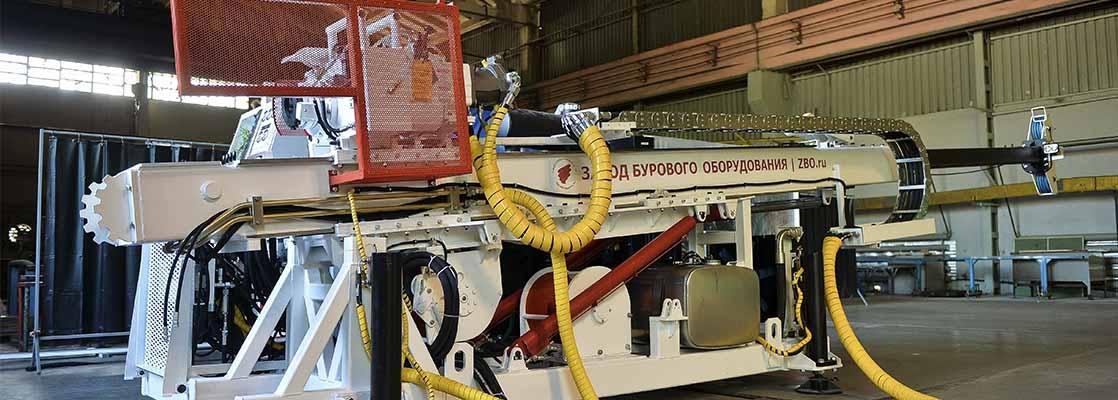 Высококачественное буровое оборудование и трубы