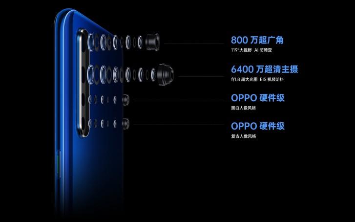 Анонсирован смартфон OPPO K5 на Snapdragon 730G по цене от 265 долларов