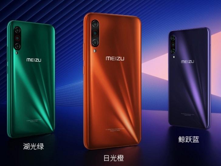 Meizu 16T представлен официально