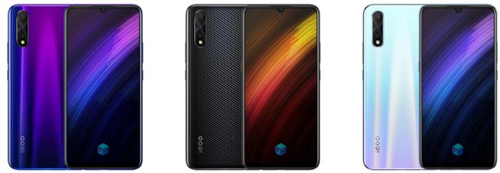 Аноснирован игровой смартфон vivo iQOO Neo 855 Edition на Snapdragon 855 за 280 долларов