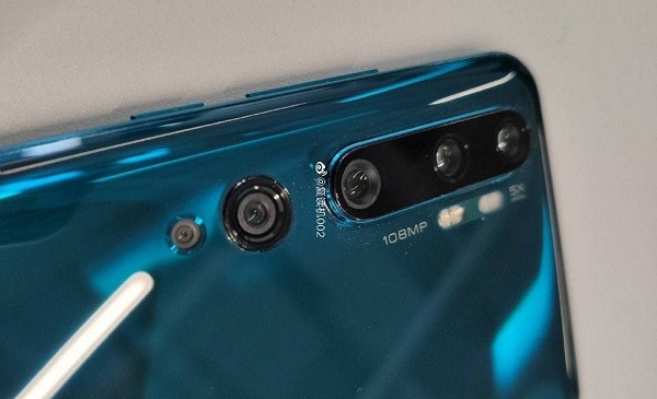 Xiaomi Mi Note 10 – европейская версия Mi CC9 Pro