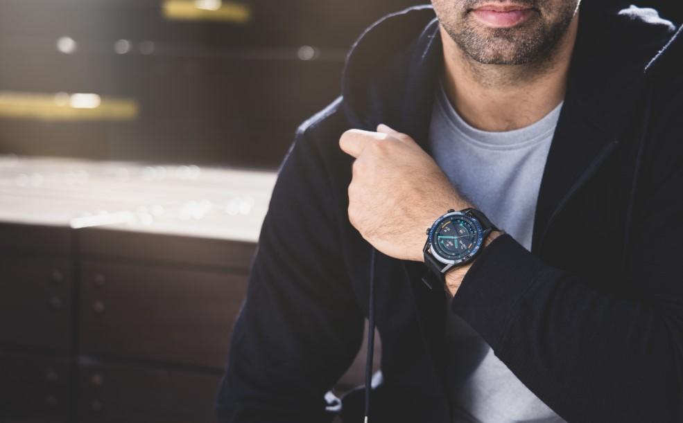 Huawei начинает продажи умных часов Watch GT 2 в Украине