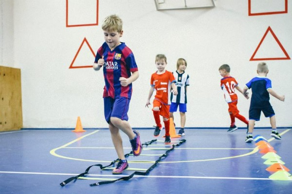футбольная школа Мегаболл