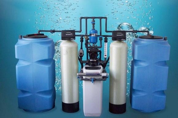 оборудование по очистке воды