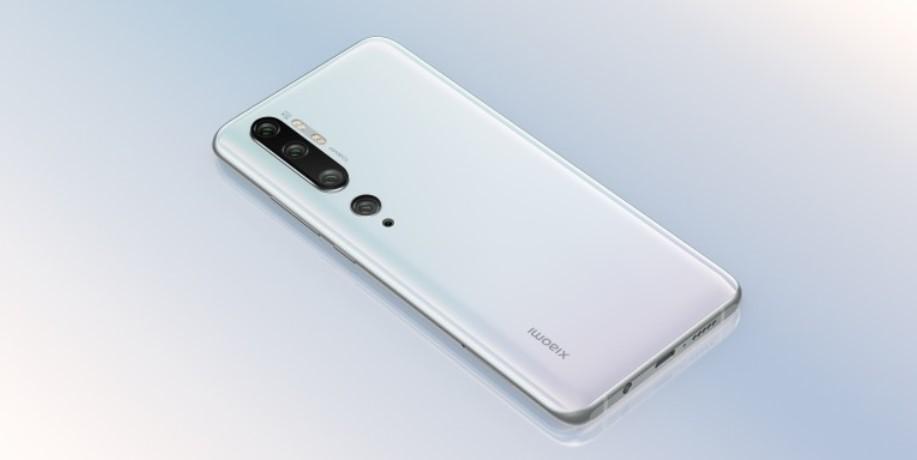 Xiaomi представляет в Украине Mi Note 10 - первый в мире смартфон с 108 Мп пентакамерою