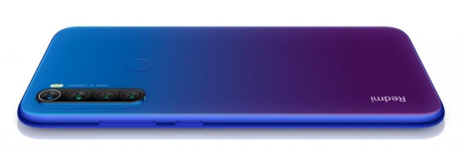 Redmi Note 8T: создавайте прекрасные изображения с помощью 48-мегапиксельной квадрокамеры