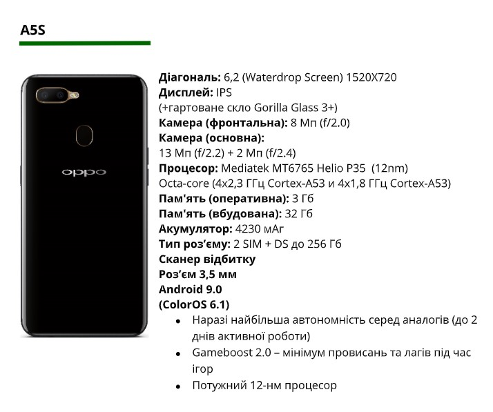Компания ОРРО объявляет о скидках на смартфоны