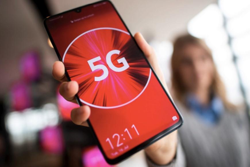 Будущее смартфонов за 5G-технологиями
