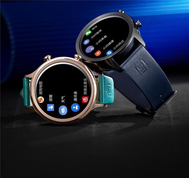 Xiaomi анонсировала часы с NFC, IP68 на чипе Snapdragon Wear 2100