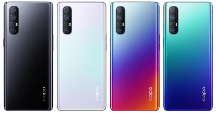 Анонсирован 5G-смартфон OPPO Reno3 Pro на чипе Snapdragon 765G