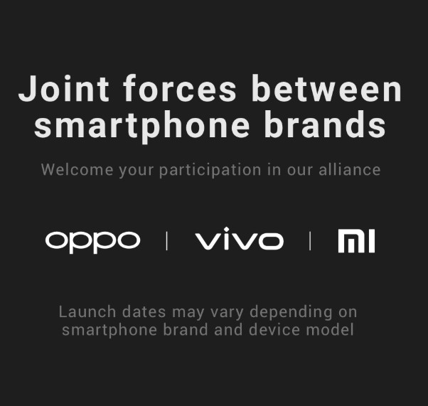 Vivo, OPPO и Xiaomi объединились для создания новой системы беспроводной передачи файлов