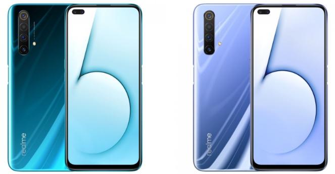 Анонсирован 5G-смартфон Realme X50 5G