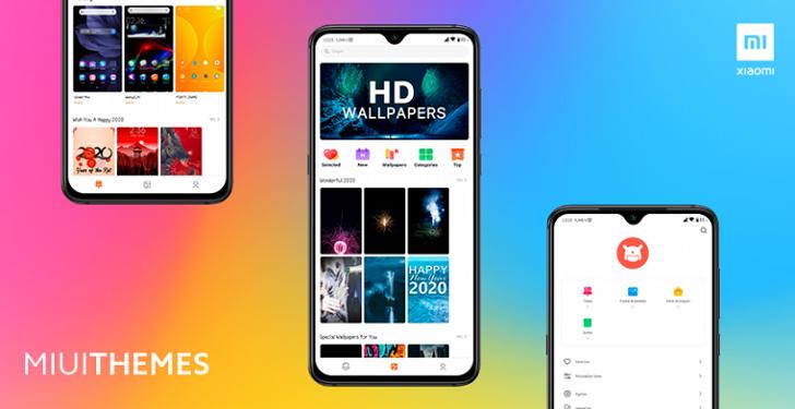 Приложение MIUI Themes возвращается на смартфоны Xiaomi