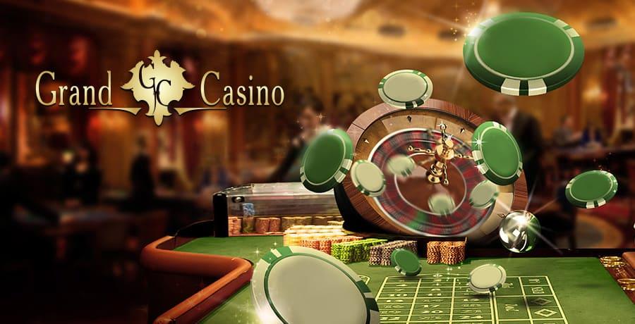 Как войти в Гранд казино